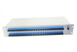 Rack optical splitter